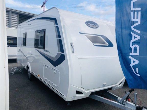 achat caravane / mobil home Caravelair 460 Antares Style CARAVANE SERVICE JOUSSE ROUEN NORD