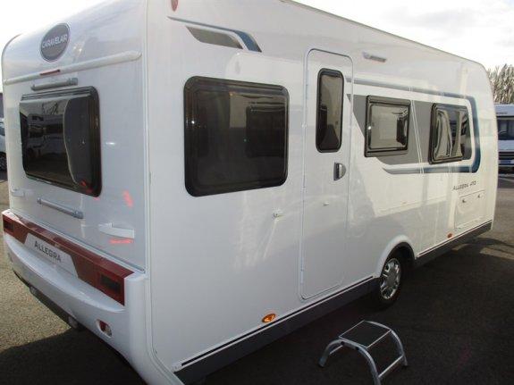 achat caravane / mobil home Caravelair Allegra 470 CARAVANE SERVICE JOUSSE ROUEN NORD