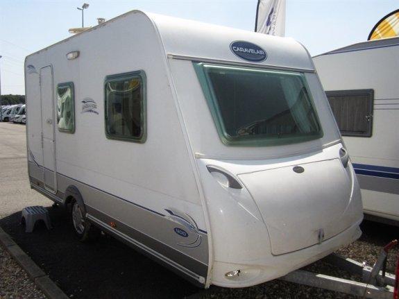 achat caravane / mobil home Caravelair Ambiance 400 Style CARAVANE SERVICE JOUSSE ROUEN NORD