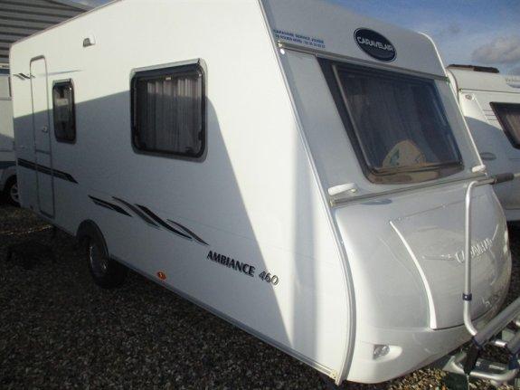 achat caravane / mobil home Caravelair 460 Ambiance Style CARAVANE SERVICE JOUSSE ROUEN NORD