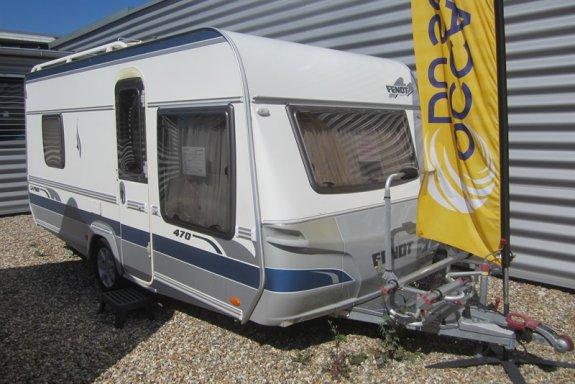 achat caravane / mobil home Fendt 470 Saphir CARAVANE SERVICE JOUSSE ROUEN NORD