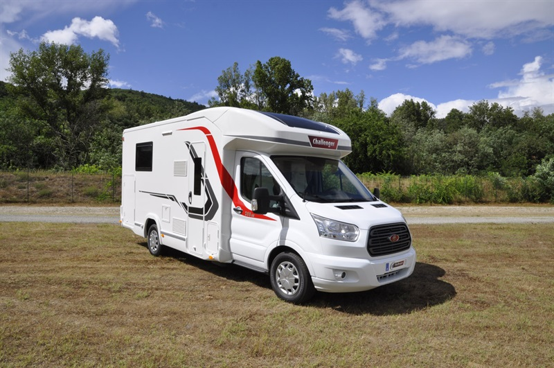 challenger 288 edition speciale neuf porteur ford transit 2l tdci 170ch camping car vendre. Black Bedroom Furniture Sets. Home Design Ideas