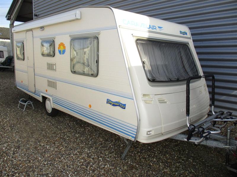 caravelair odyssea 520 occasion caravane vendre en seine maritime 76 ref 8594 net campers. Black Bedroom Furniture Sets. Home Design Ideas