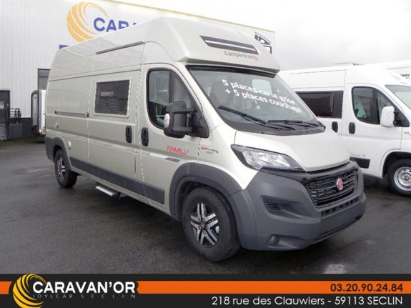 achat  Campereve Family Van CARAVAN`OR 59