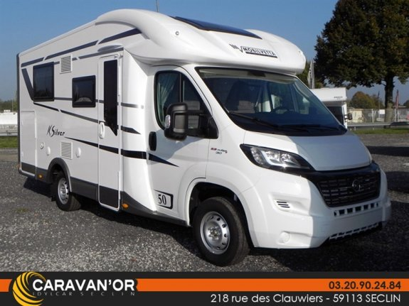 achat  Mobilvetta K Silver 50 CARAVAN`OR 59