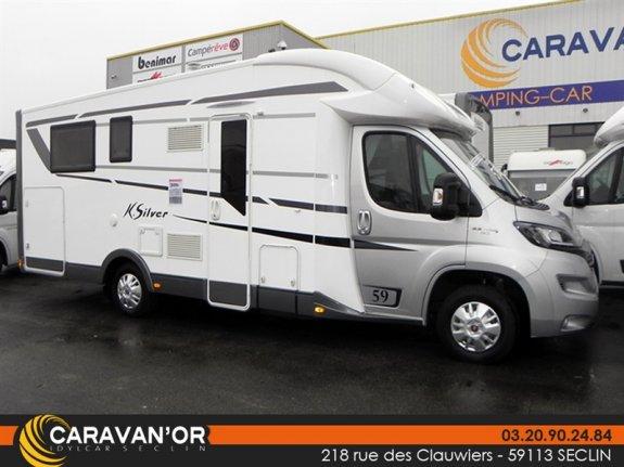 achat  Mobilvetta K Silver 59 CARAVAN`OR 59