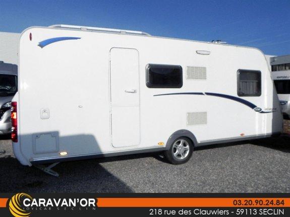 achat caravane / mobil home Caravelair Allegra 556 CARAVAN`OR 59