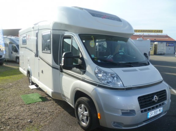 achat  Carthago Chic C-Line 5.2 LAURENT CAMPING-CARS