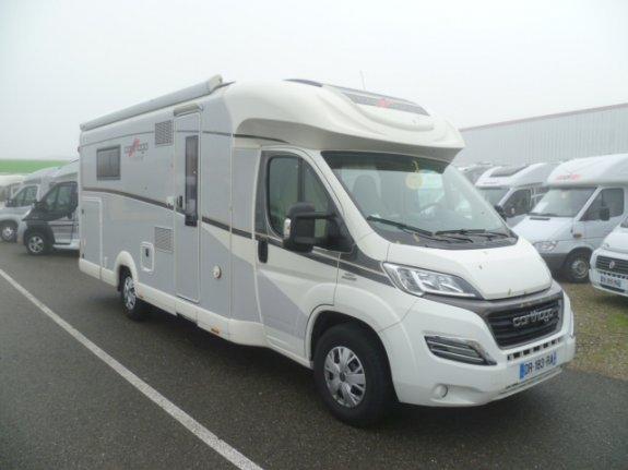 achat  Carthago Tourer T 150 LAURENT CAMPING-CARS