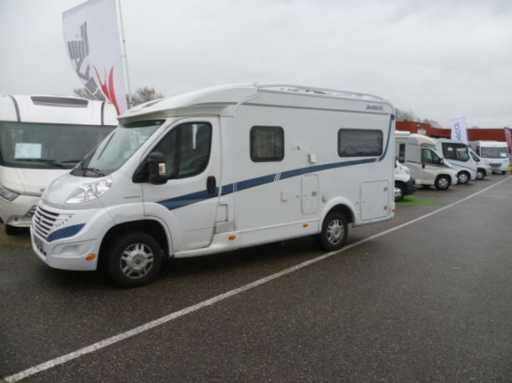 achat  Dethleffs Globebus T 2 LAURENT CAMPING-CARS