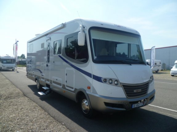 achat  Frankia Vario Vs 920 Qd LAURENT CAMPING-CARS