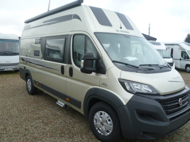 la strada avanti c occasion porteur fiat ducato 2 3l multijet 150ch diesel camping car vendre. Black Bedroom Furniture Sets. Home Design Ideas