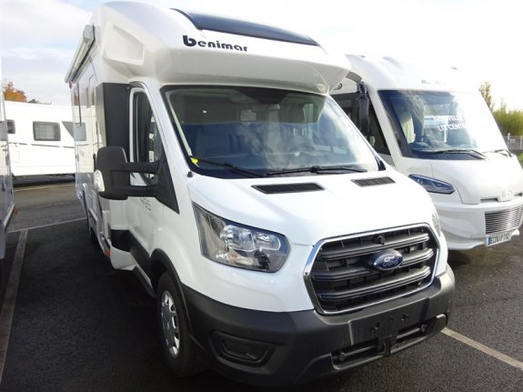 achat  Benimar Tessoro T 495 Up CAMPING CARS DE TOURAINE