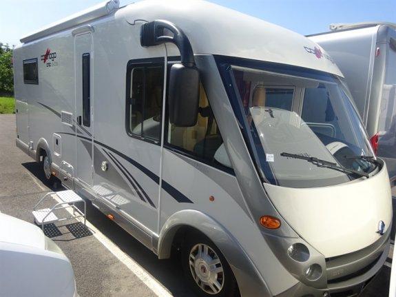 achat  Carthago Chic C-Line 5.0 CAMPING CARS DE TOURAINE