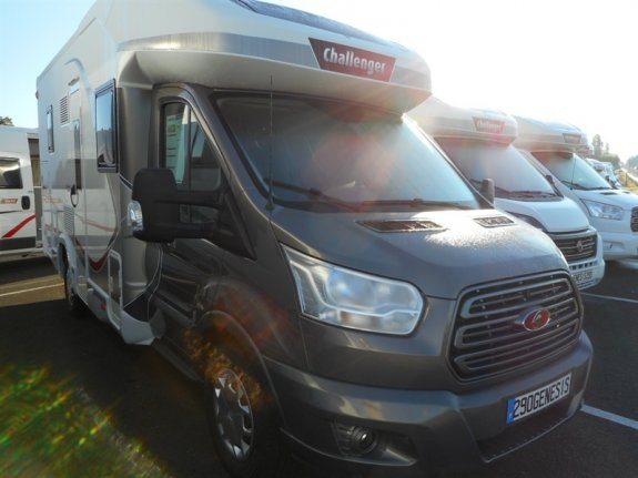 achat  Challenger Genesis 290 Special Edition CAMPING CARS DE TOURAINE