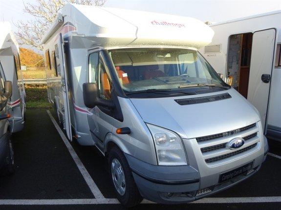 achat  Challenger Genesis 58 CAMPING CARS DE TOURAINE