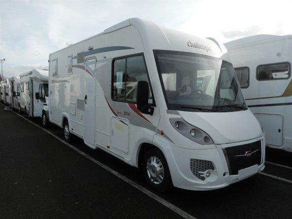 achat  Challenger Sirius 3014 CAMPING CARS DE TOURAINE