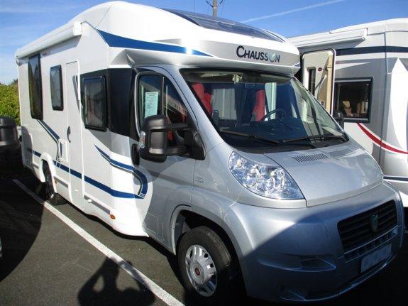 achat  Chausson Flash 618 CAMPING CARS DE TOURAINE