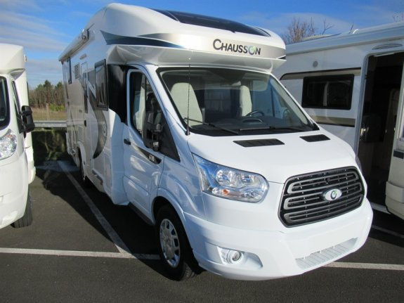achat  Chausson Welcome 610 CAMPING CARS DE TOURAINE