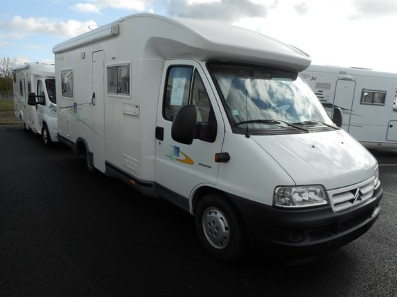 achat  Chausson Welcome 95 CAMPING CARS DE TOURAINE