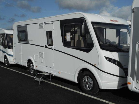 achat  Dethleffs Globebus I 7 CAMPING CARS DE TOURAINE
