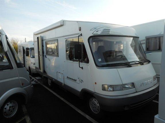 achat  Hymer B 544 CAMPING CARS DE TOURAINE