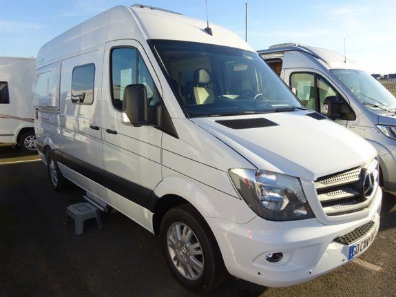 achat  Hymer Grand Canyon S CAMPING CARS DE TOURAINE