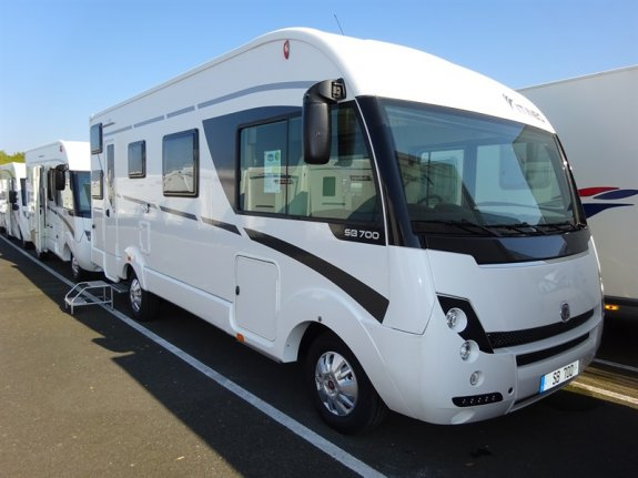 achat  Itineo Sb 700 CAMPING CARS DE TOURAINE