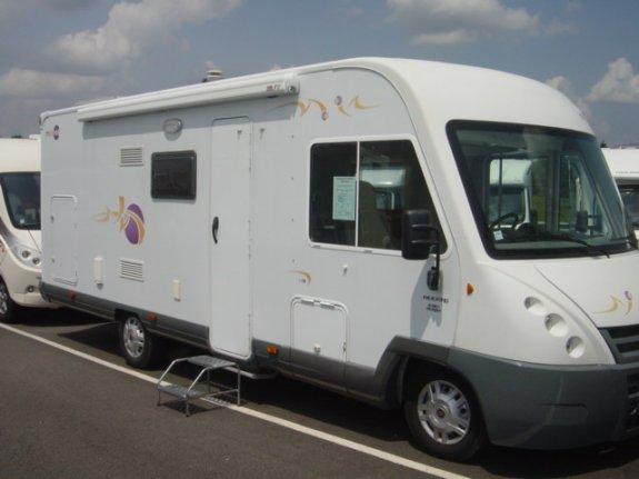 achat escc Mooveo I 716 CAMPING CARS DE TOURAINE
