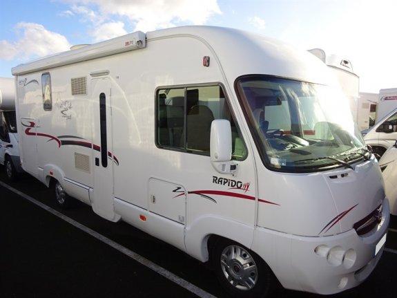 achat  Rapido 9083 DF CAMPING CARS DE TOURAINE