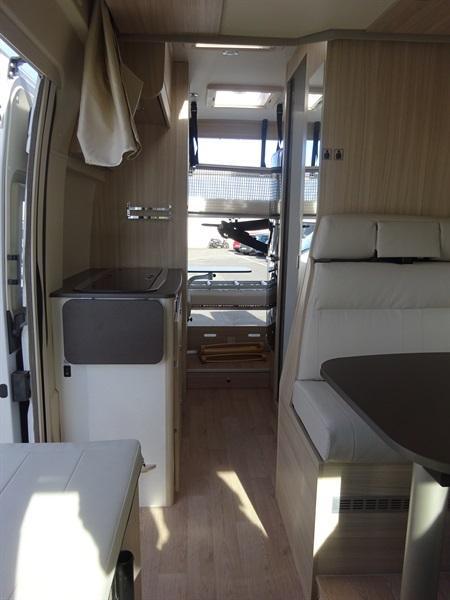 dreamer camper five neuf  porteur fiat ducato 2 3l multijet ii 140ch diesel