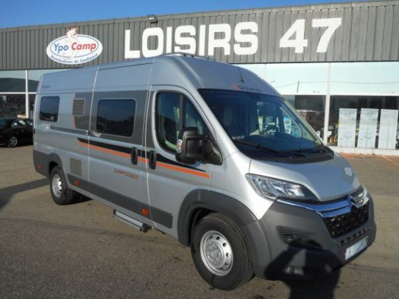 achat  Globecar Campscout YPO CAMP LOISIRS 47