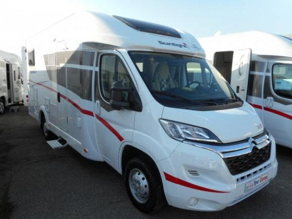 achat  Sunlight T 65 YPO CAMP LOISIRS 47