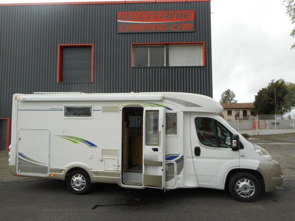 achat  Autostar Athenor 589 OCCITANIE CAMPING-CARS