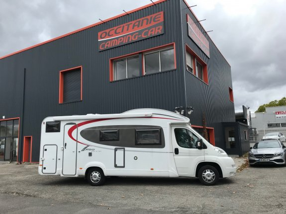 achat  Burstner Ixeo Time IT 745 OCCITANIE CAMPING-CARS