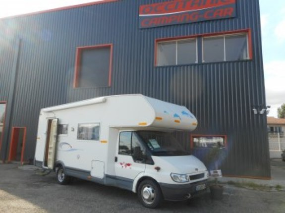achat  Challenger 172 OCCITANIE CAMPING-CARS