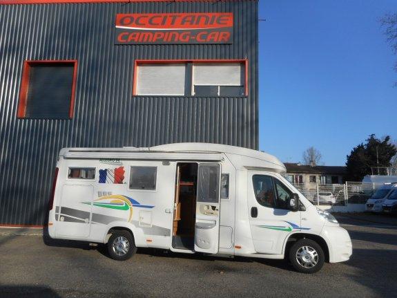 achat  Chausson Allegro 94 OCCITANIE CAMPING-CARS