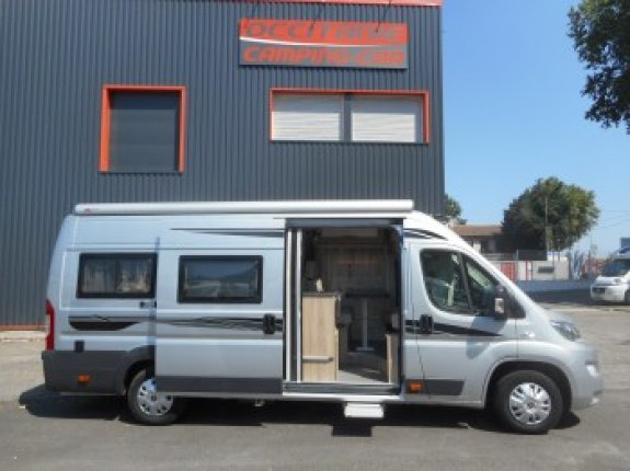 achat  Font Vendome Duo Van OCCITANIE CAMPING-CARS