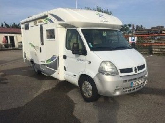 achat  Autostar Anthea 358 CAMPING-CAR 69
