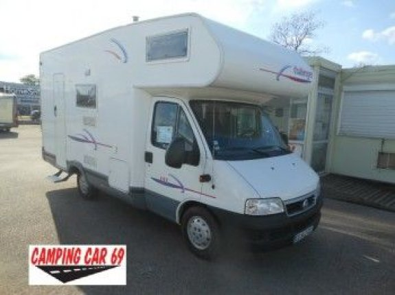 achat  Challenger 151 CAMPING-CAR 69