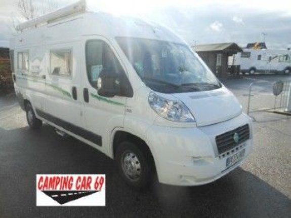 achat  Font Vendome Brantome CAMPING-CAR 69