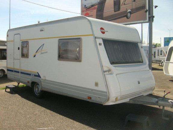 achat caravane / mobil home Burstner Amara 470 TS PITHIOUD