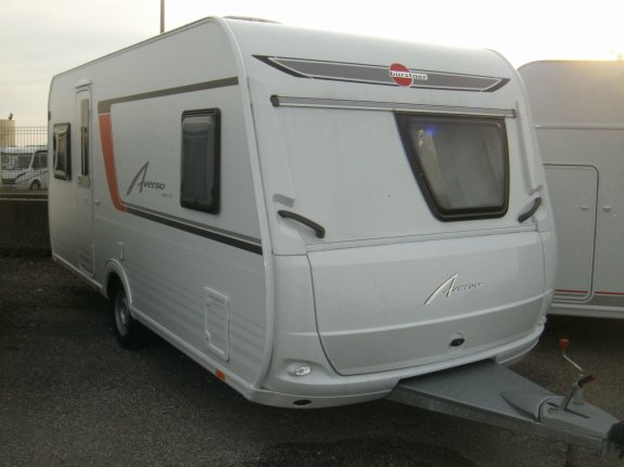 achat caravane / mobil home Burstner Averso 490 Ts PITHIOUD