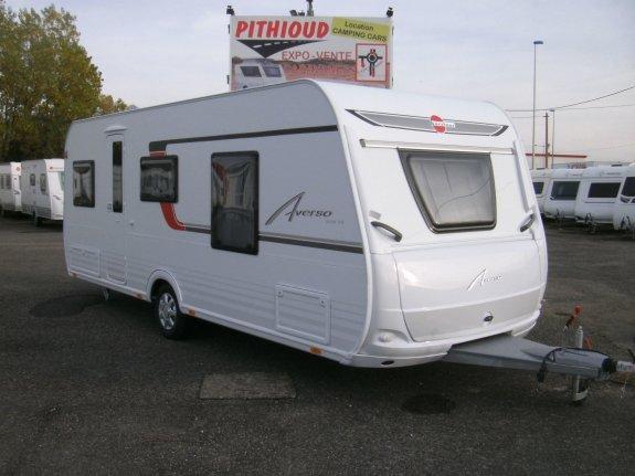 achat caravane / mobil home Burstner Averso 570 Ts PITHIOUD