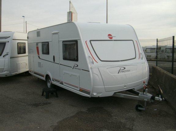 achat caravane / mobil home Burstner Premio 495 TK PITHIOUD
