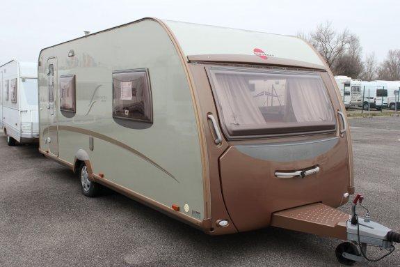 achat caravane / mobil home Burstner Trecento 470 TS PITHIOUD