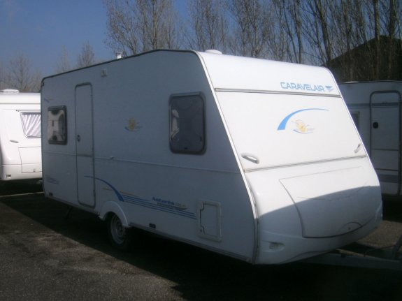 achat caravane / mobil home Caravelair Ambiance 470 PITHIOUD