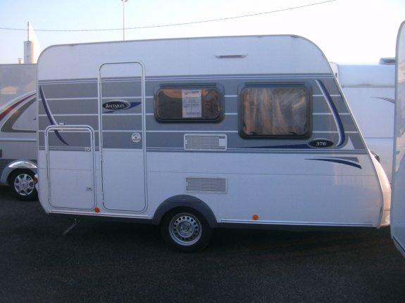 achat caravane / mobil home Caravelair Antares Luxe 376 PITHIOUD