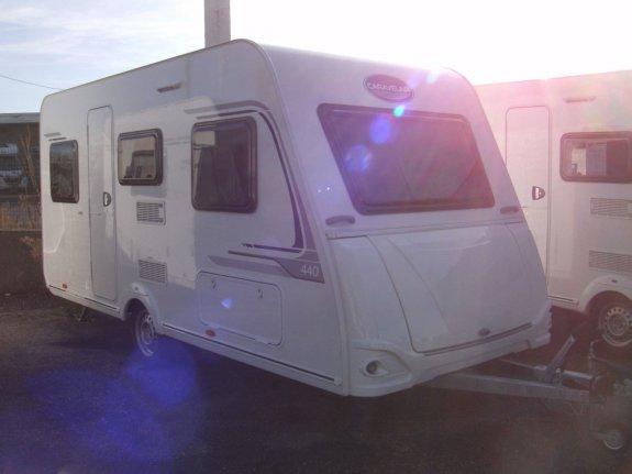 achat caravane / mobil home Caravelair Antares Style 440 PITHIOUD