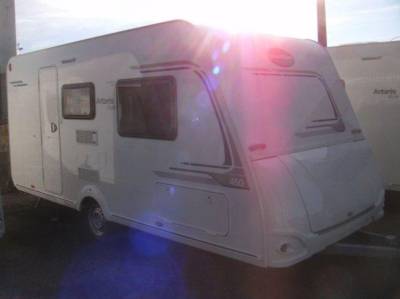 achat caravane / mobil home Caravelair Antares Style 450 PITHIOUD